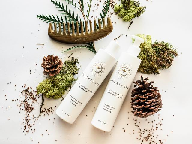 ARRIVA IN ITALIA INNERSENSE ORGANIC BEAUTY, L'ATTESO HAIR CARE MADE IN CALIFORNIA