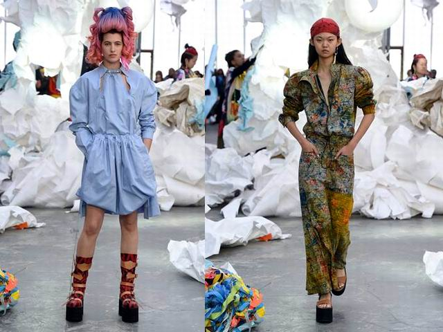 VIVIENNE WESTWOOD PER BUFFALO LONDON