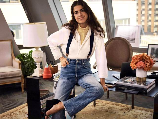 ARRIVA LA CAPSULE COLLECTION DI LEANDRA MEDINE E MANGO