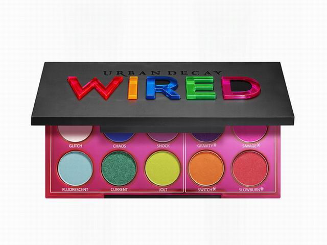 URBAN DECAY: WIRED COLLECTION